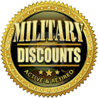 Military Discounts